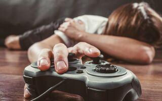 Появился психологический тест, помогающий выявить зависимость от игр