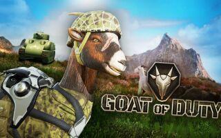 Шутер Goat of Duty перешёл в стадию раннего доступа