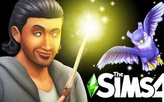 В The Sims 4 появятся чародеи и магия