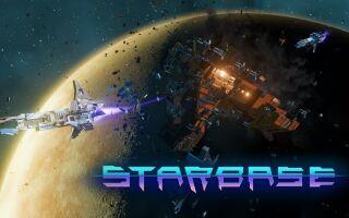 Анонс космической ММО Starbase от создателей Trine