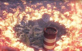 Battlefield 5 — Подробнее про карту режима Огненный Шторм