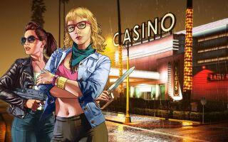 В GTA Online появилось казино