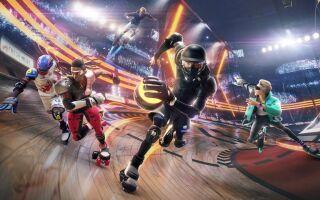 Анонс спортивной игры Roller Champions от Ubisoft