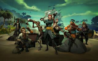 Релиз Sea of Thieves состоится в 2018 году