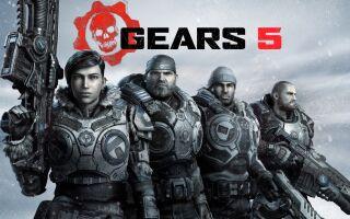 Gears 5 – Анонс нового кооперативного режима и героя