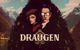 Релиз трогательного детектива Draugen