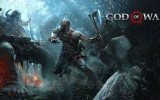Новая информация про God of War