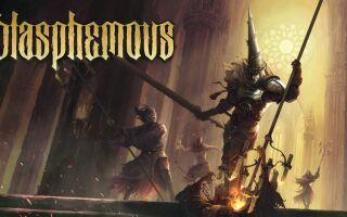 Свежее геймплейное видео платформера Blasphemous