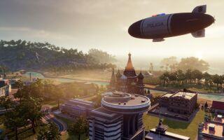 Состоялся релиз симулятора Tropico 6