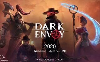 Анонсирована новая RPG Dark Envoy