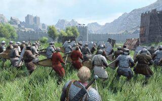Создатели Mount and Blade 2: Bannerlord показали осаду крепости