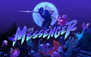 Геймплейный ролик контентного DLC для платформера The Messanger