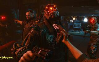Свежая информация про Cyberpunk 2077