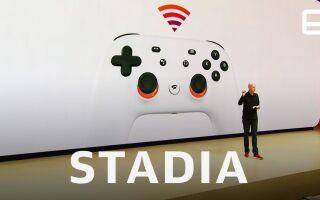 Сервис Google Stadia будет поддерживать Unreal Engine