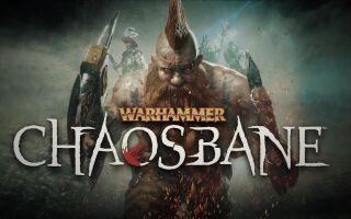 Экшен Warhammer: Chaosbane перешёл в стадию релиза