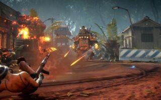 В сентябре Rage 2 получит DLC «Восхождение призраков»