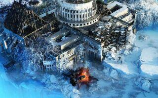 Вышло новое геймплейное видео Wasteland 3