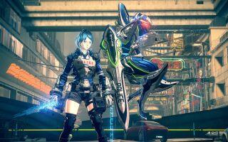 На E3 показали геймплейный ролик Astral Chain