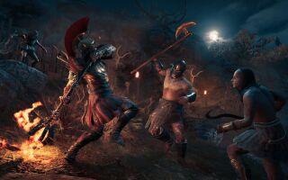 Разработчики Assassin's Creed Odyssey исправили ошибки перед выходом DLC