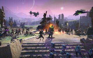 Подробнее про расы в Age of Wonders: Planetfall