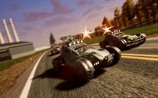Автомобильный экшен Notmycar перешёл в ранний доступ в Steam