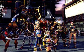 MMORPG X.A.O.C появится в Steam