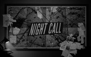 Анонсирована дата выхода детектива Night Call