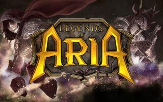 Стартовало последнее ЗБТ Legends of Aria