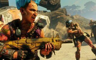 Rage 2 – Новая порция геймплейного видео