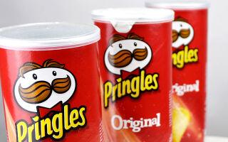 Pringles запустила акцию с дополненной реальностью