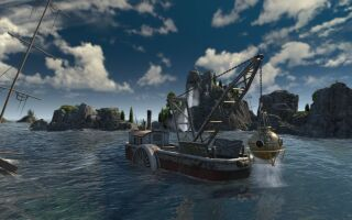 Anno 1800 получило дополнение «Sunken Treasures»