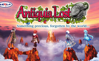 Анонс JRPG Antiquia Lost