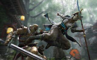 В For Honor фракция самураев пополнилась ещё одним бойцом