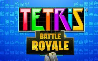 Состоялся анонс Tetris Royale