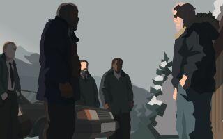 Геймплейный ролик мобильной This Is the Police 2