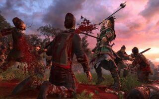 Вышел кинематографический ролик DLC «Reign of Blood» для Total War: Three Kingdoms