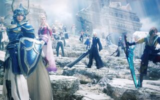 В Dissidia Final Fantasy NT появится Тифа из FF 7
