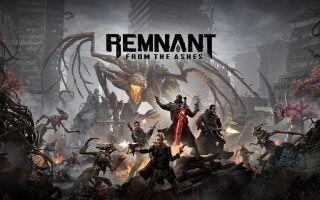 E3: геймплейный ролик безумного экшена Remnant: From the Ashes