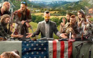 Про друзей протагониста в Far Cry 5