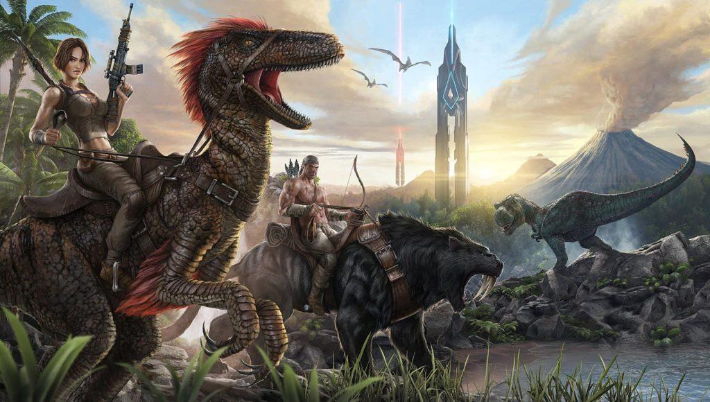 Идея для создания браузерной игры про динозавров