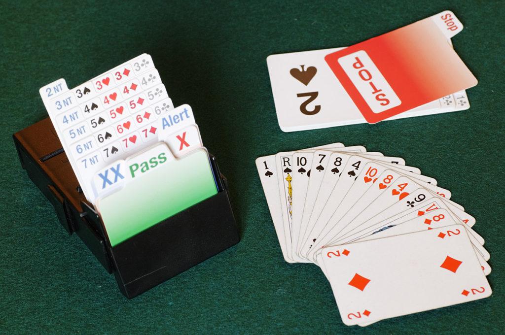 Правила игры в карточную игру Бридж