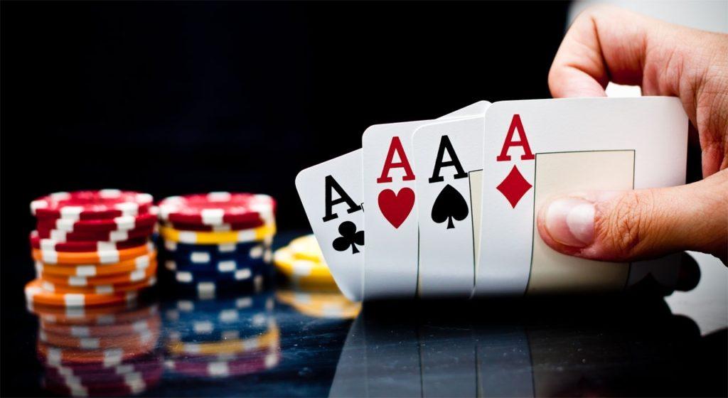 Игра покер и фишки для ставок